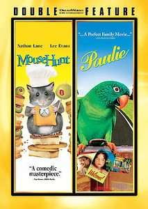 Mouse Hunt Paulie 2 Pack DVD, 2007, 2 Disc Set, Widescreen