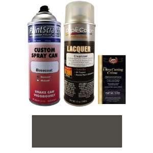 12.5 Oz. Dark Bronze Metallic Spray Can Paint Kit for 2006 Kia Spectra