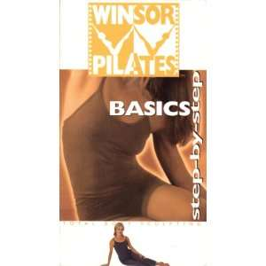 Basics Step by Step [VHS] (Winsor Pilates: Total Body Sculpting
