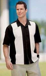 Port Authority Retro Camp Movie Star Bowling Shirt S300