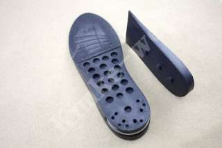 Mens Air Cushion Height Increase Shoes inserts insoles