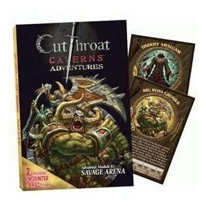 Cutthroat Caverns Adventures Toys & Games
