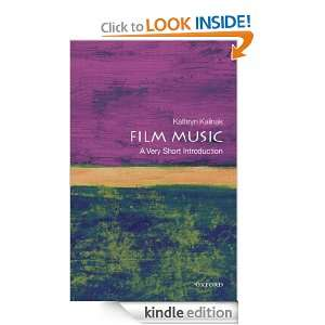 Film Music A Very Short Introduction Kathryn Kalinak