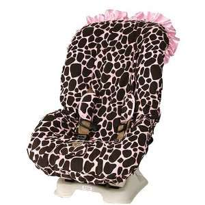 Pink Giraffe Toddler Car Seat Cover Baby Bella Maya Toys & Games