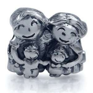 FAMILY Mom Boy Girl Family Special Occessions Solid Sterling Silver