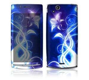 Sony Ericsson Xperia Arc sticker skin cover case ~A1