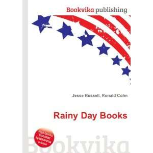 Rainy Day Books Ronald Cohn Jesse Russell Books