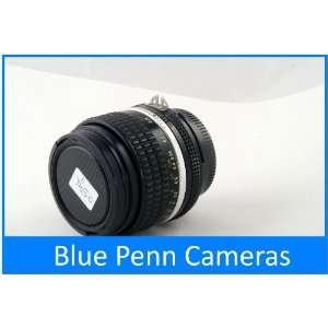 Nikon 28mm f/2.8 f2.8 AI Nikkor lens