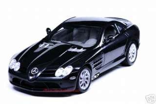 12 MERCEDES BENZ SLR MCLAREN BY MOTOR MAX DARK GREY