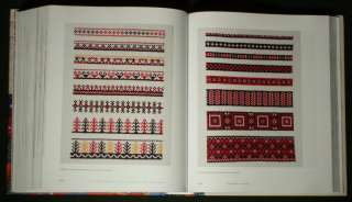 NEW BOOK Slovak Folk Embroidery pattern technique guide ethnic costume