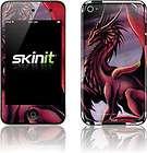 Skinit Ruth Thompson Dark Dragon Skin for iPod Touch 4th Gen