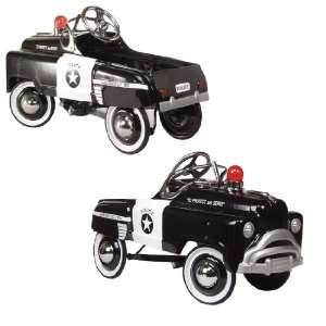 Classic Police Pedal Car Baby