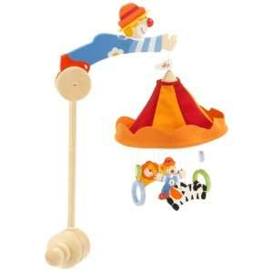 Sevi Le Cirque Mobile and Holder Baby