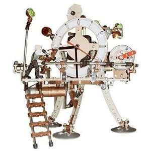 Erector Time Machine Clock Construction Set Toys & Games