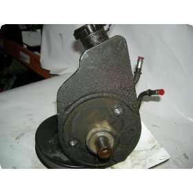 Power Steering Pump  SIERRA 2500 PICKUP 01 02 6.0L