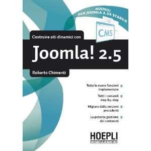 Costruire siti dinamici con Joomla 2.5 (9788820351762