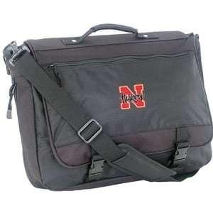 Mercury Luggage Nebraska Cornhuskers Portfolio Bag