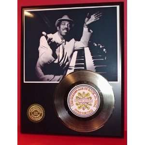 Gold Record Outlet Thelonious 24KT Gold Record Display LTD