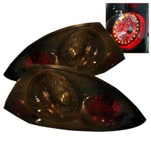 SPYDER MITSUBISHI ECLIPSE 00 02 L.E.D. TAIL LIGHT   SMOKE/1 pair