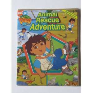 Nick Jr. Go Diego Go! Animal Rescue Adventure Look and