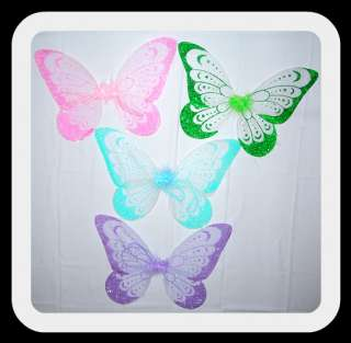 FAIRY SPARKLING SHIMMER WING~*~ANGEL DRESS UP COSTUME