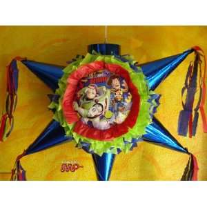 Pinata Toy Story 3 Disney Piñata Hand Crafted 26x26x12