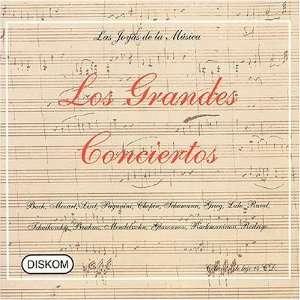 Grandes Conciertos Para Piano y Violin/Various Various