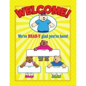 Bears Welcome Chart (9780545138192) Teachers Friend