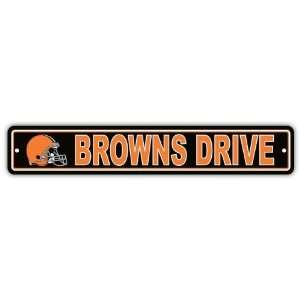 NFL Football   Cleveland Browns Browns Drive