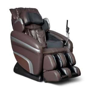 Osaki OS 6000 ZERO GRAVITY Deluxe Massage Chair   Brown Electronics