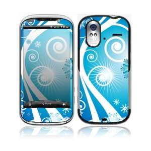 Crystal Breeze Decorative Skin Cover Decal Sticker for HTC Amaze 4G