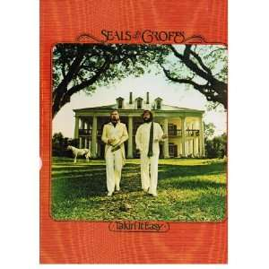 Seals & Crofts  Takin It Easy [Songbook] Seals & Crofts Books