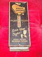 Dow Corning Vintage Sight Savers Dispenser Eyeglasses