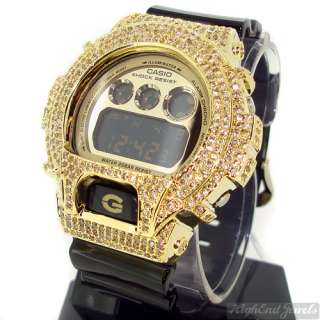 G Shock Watches Black And Gold