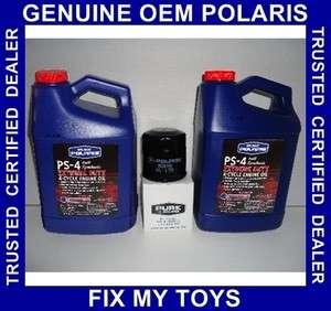 Polaris RZR XP RZR 4 XP 900 Extreme Oil and Filter Change Kit