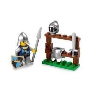 Lego Castle Exclusive Mini Figure #5615 The Knight Toys