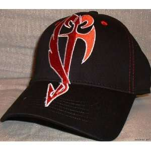 DEVIL MAY CRY Embroidered Black Baseball Cap HAT