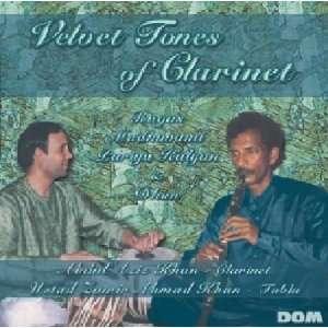 Vevet Tones of Clarinet/Ragas Madhu: Abdul Aziz Khan: Music
