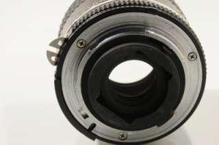 NIKON micro NIKKOR 55mm f/2.8 macro AIs LENS very sharp FM2N FE2 F100