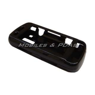 Black Crystal Hard Cover Case for Samsung Rogue U960