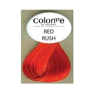 Dreamlook Colorme Instant Temporary Hair Color Red Rush .25 oz: Beauty