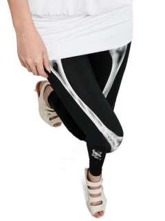 Lady Women Rock Punk Bones Leggings Tights Pants