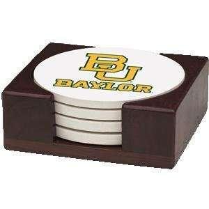 Baylor University Bears 4 Coaster Gift Set with