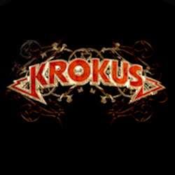 Krokus Logo T Shirt Hard Rock Heavy Metal New XL