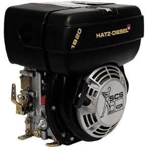 Hatz Diesel Engine with Electric Start   4.6 HP, 3/4in. x