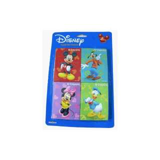 Disney Mickey & Friends Crayon Set of 32 pcs : Mickey Stationery [Toy]