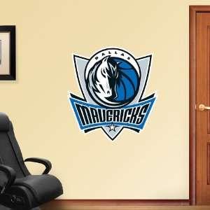 com NBA Dallas Mavericks Logo Vinyl Wall Graphic Decal Sticker Poster