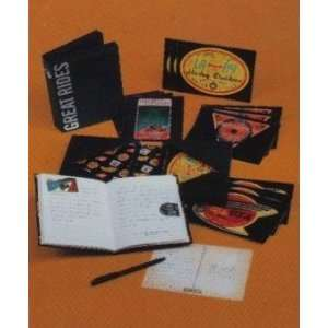 Grea Rides Road Noes (Poscards and Journal) (9780785393528) Harley