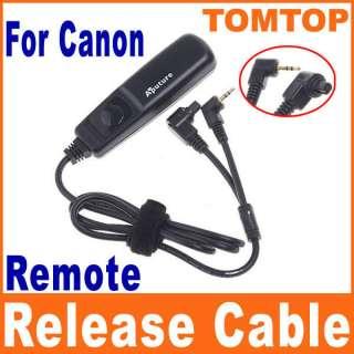 Aputure Camera Dual Head Remote Shutter cord for Canon