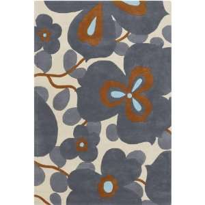 Chandra Amy Butler AMY13212 Rug 7 feet 9 inches by 10 feet
